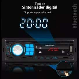 Estereos nuevos usb Bluetooth auxiliar microsd