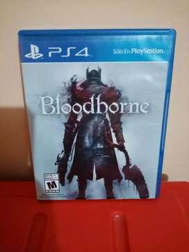 JUEGO DE PS4 - BLOODBORNE