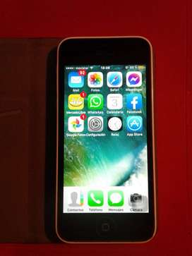 iphone 5 C 8gb inmaculado