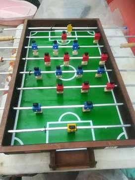 Vendo mini juego de mesa futbol