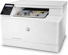 HP LaserJet Pro MFP M182nw. Información al WhatsApp