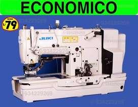 OJALADORAS desde S/79 Servicio Técnico y Mantenimiento de máquinas de coser