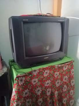 Se vende televisor sankey 21'