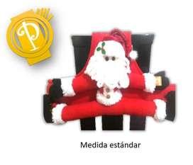 NAVIDAD Forros sillas navideñas