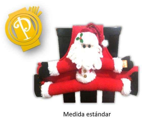 NAVIDAD Forros sillas navideñas 0