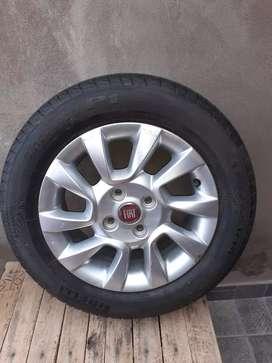 Rueda Completa Fiat Rod 14