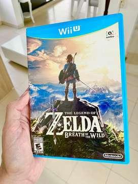 Juego Zelda Wii U + amiibo