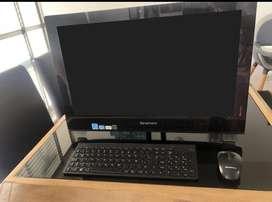 Computador todo en uno lenovo