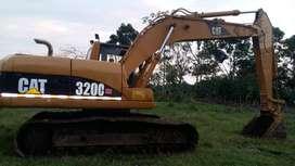 EXCAVADORA CAT 320 C AÑO 2006