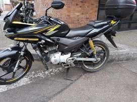 Vendo moto 125 honda en perfecto estado