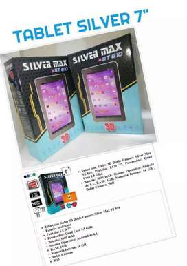 Tablet silver max