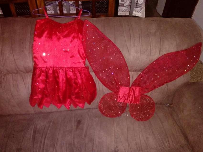 Disfraz Tinker Bell 0