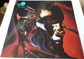 Lp Judas Priest - Stained Class 180 Gr Import Usa
