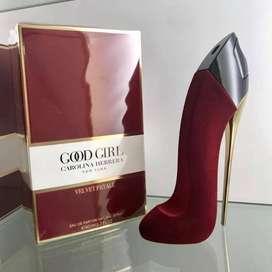 Perfume Good Girl Velvet Fatale  Carolina Herrera para Mujer