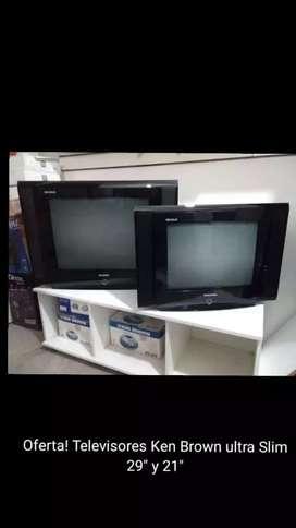 """TV NUEVAS EN CAJA DE 21"""" Y 29"""""""