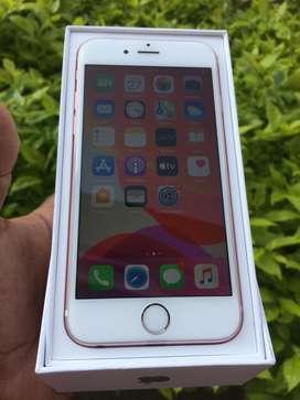Hermoso Iphone 6S rosado de 64 gb