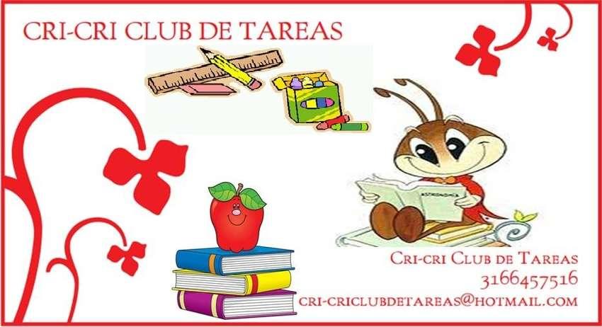 Cricri Club de Tareas. 0