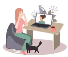 Atención psicológica con Terapeuta UBA