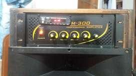 Sonido con Amplificador Integrado
