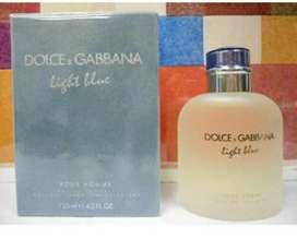 Light Blue de Hombre