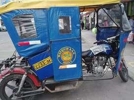 Mototaxi cadena