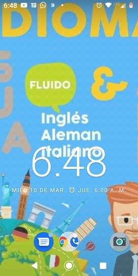 Clases Solo Conversacionales de inglés y alemán o Italiano en zoom o Google meet