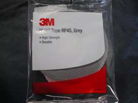 3m Vhb Cinta Rp45 12,7 Mm X 5 M Color Gris Espesor 1,1 Mm
