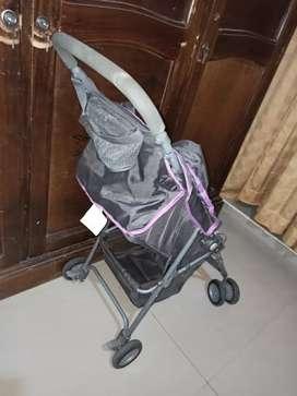 Vendo coche para bebé