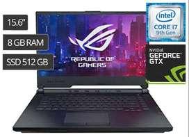 "ASUS ROG G531GT 15.6"" Gaming Laptop (Semi Nuevo)"