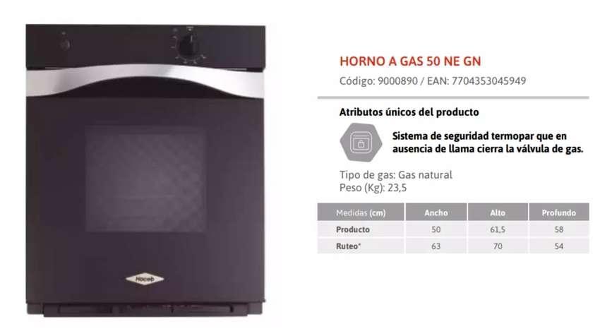 VENTA DE HORNOS A GAS