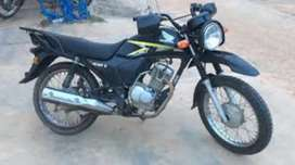 Moto espectacular