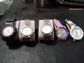Relojes a la venta