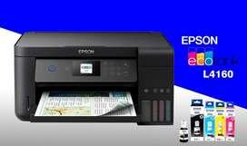 Impresora Epson Wifi impresion automatica Doble Lado L4160