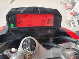 Venta de moto 3300 como nueva
