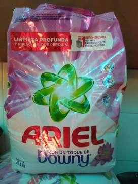 Jabón Ariel en polvo 4kg