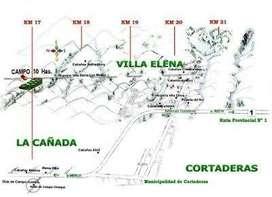 DUEÑO-VENDE-LOTE-MERLO-VILLA ELENA-LAS VERTIENTES-SAN LUIS