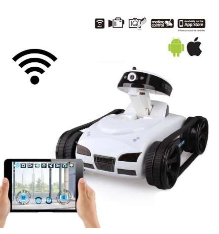 Carro Robot Inteligente 0