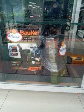 Hidrolavadora de alta presión - Bauker