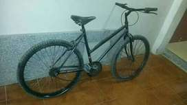 bicicleta aro 26 aros refozados