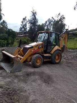 SE VENDE RETROEXCAVADORA CAT 420 F
