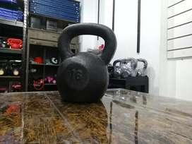 kettlebell Fundición, crossfit 16kg recoleta/palermo