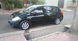 Nissan Tiida hatback Mod 2008