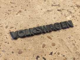 Nombre Volkswagen