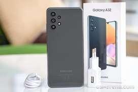 Samsung A32 totalmente nuevo 1 año de garantia