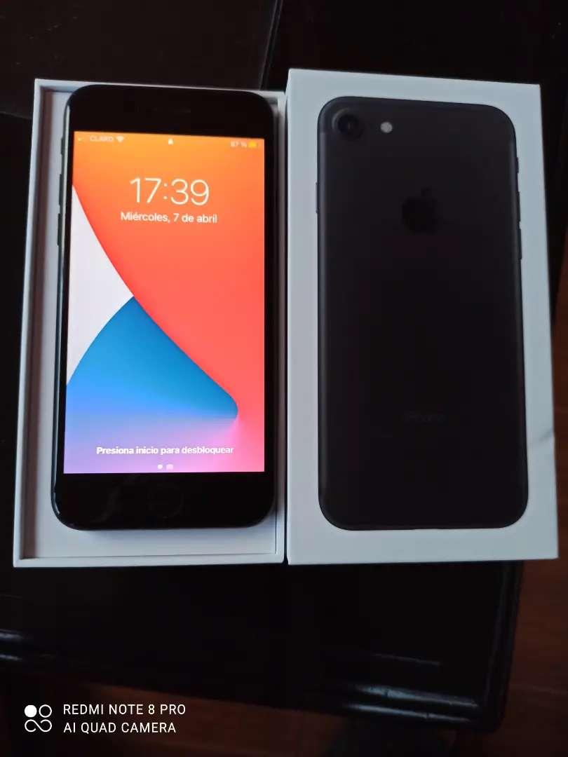 iPhone 7 de 32gb nuevito 0