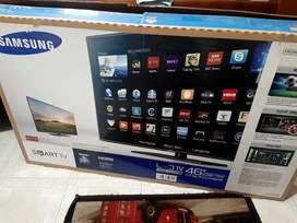 Smart tv samsung 3D full HD