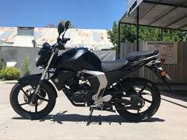 Vendo Yamaha FZ fi 2019, Unico titular