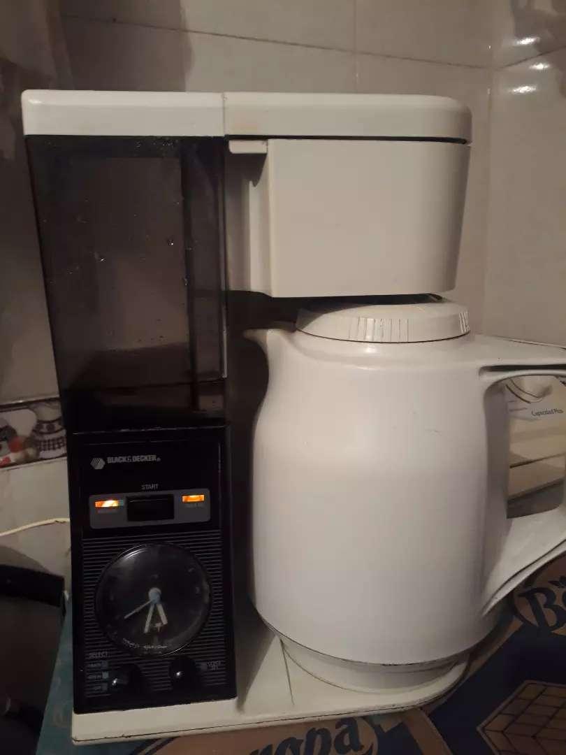 50mil cafetera termo electrica BLACK + DECKER
