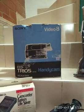 Vendo cambio, hermosa camara vintage marca Sony