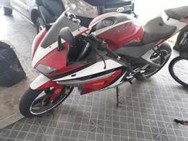 Zanella rz 25 250cc deportiva.